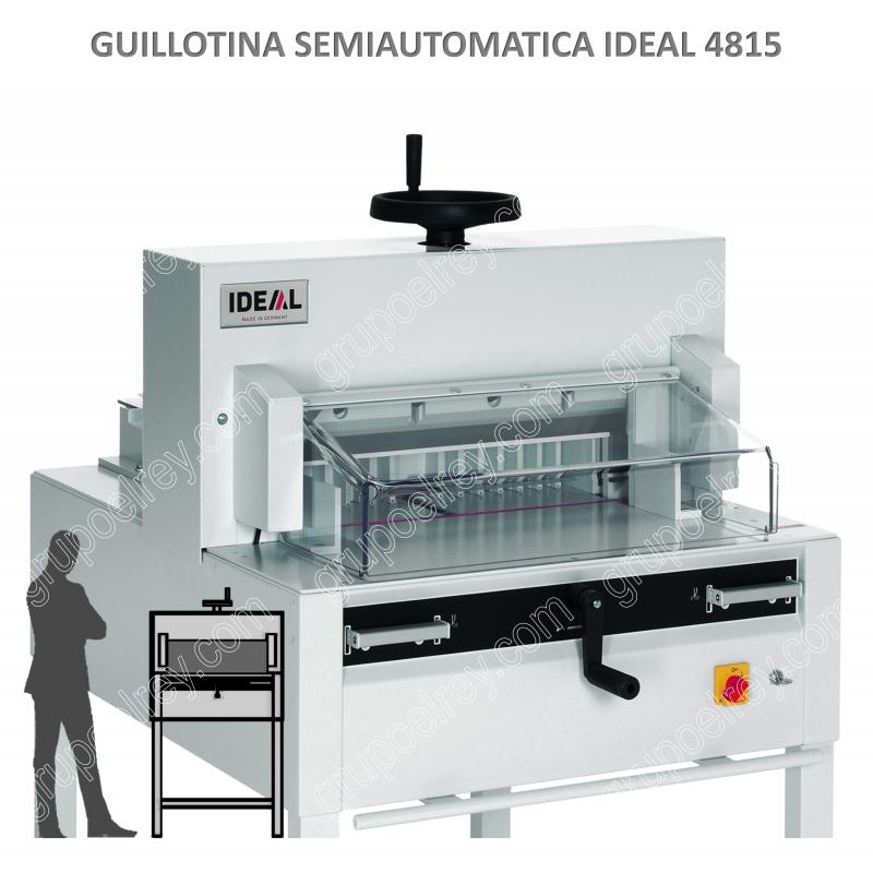 GUILLOTINA IDEAL 4815