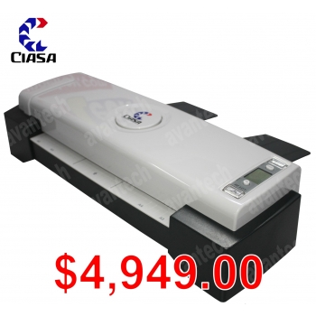 ENMICADORA DIGITAL DOBLE CARTA FAST LAM 325MM
