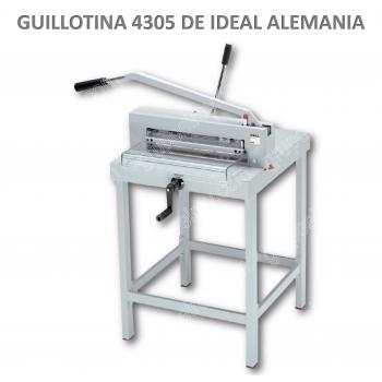 GUILLOTINA IDEAL 4305