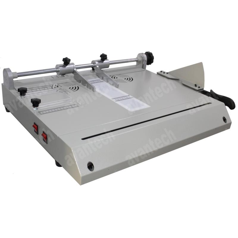 FORRADORA DE CARTON PARA LIBRETAS