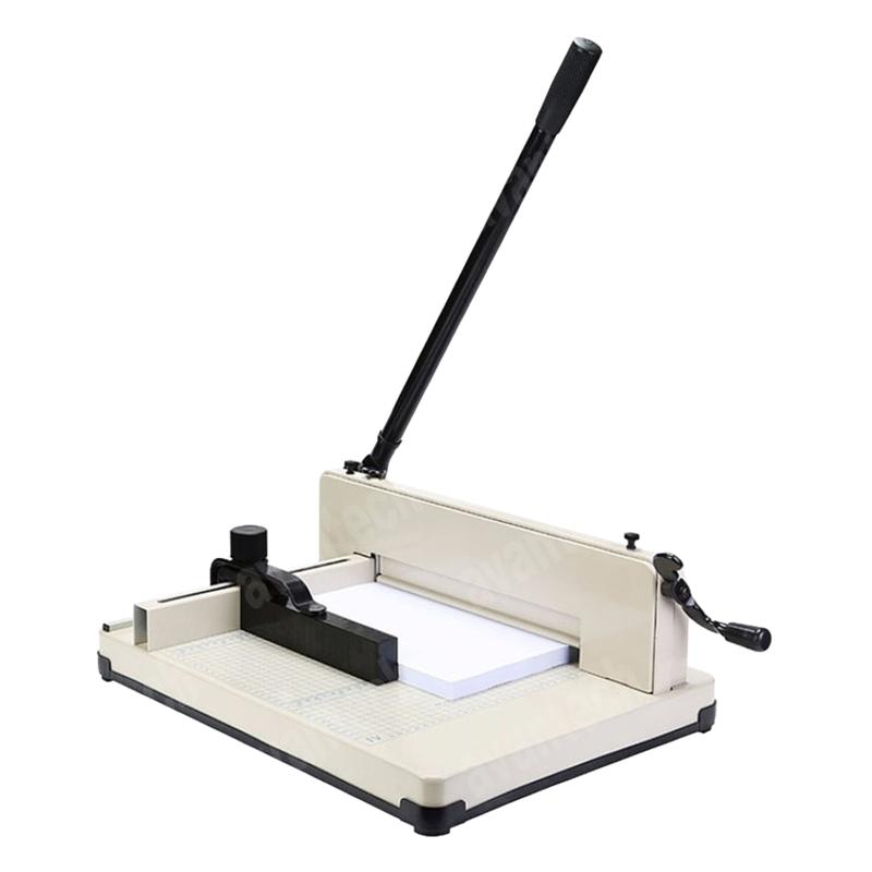 GUILLOTINA DE MESA DE 45.0 CM DE LUZ DE CORTE
