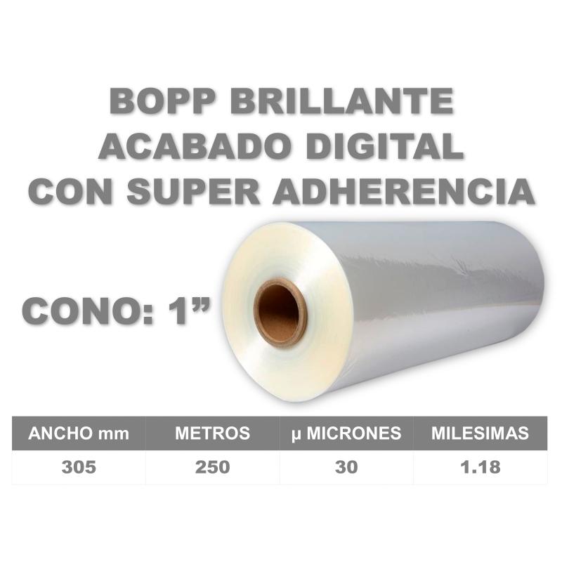 BOPP BRILLANTE 350mm