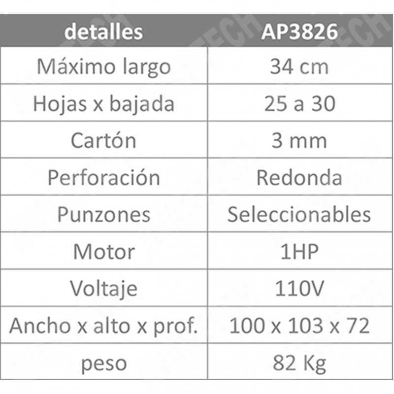 ELECTRICA AP3826