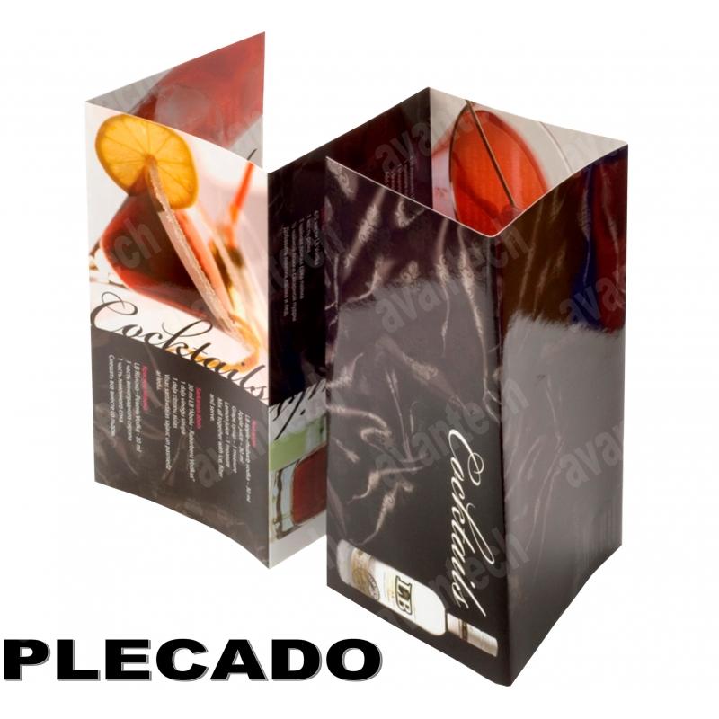 PLECADORA SEMIAUTOMATICA