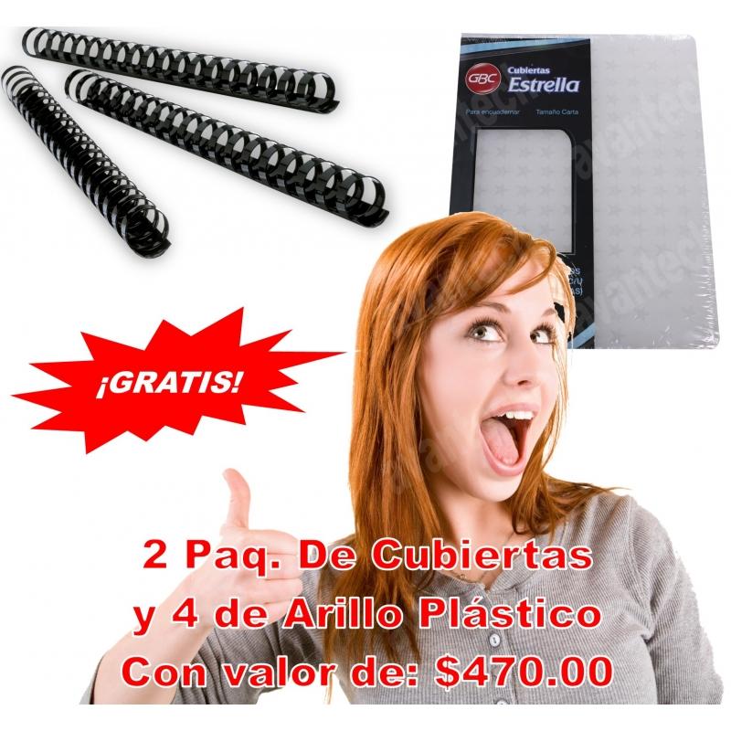 ENGARGOLADORA ELECTRICA GBC C110e PARA ARILLO DE GUSANO